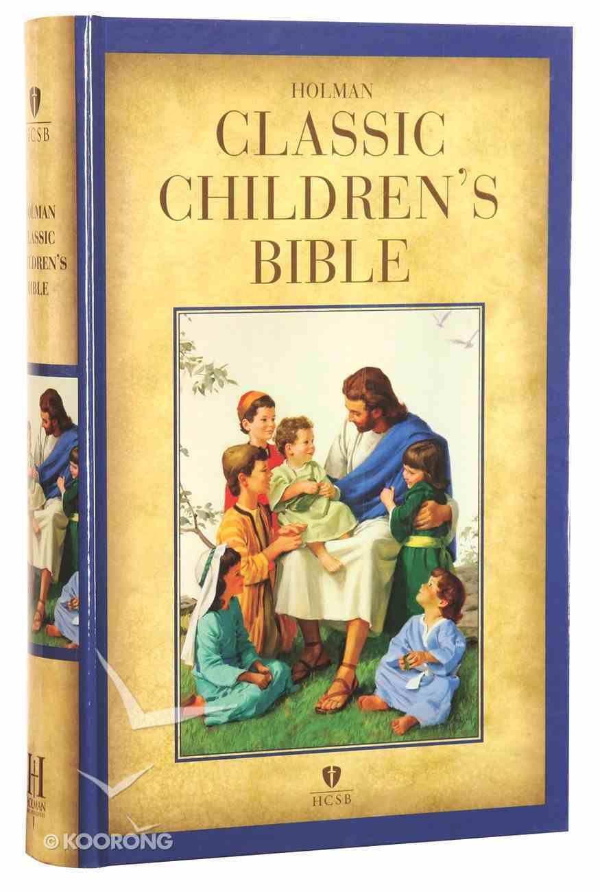 HCSB Holman Classic Children's Bible Hardback