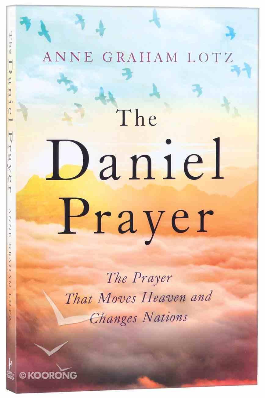 The Daniel Prayer Paperback