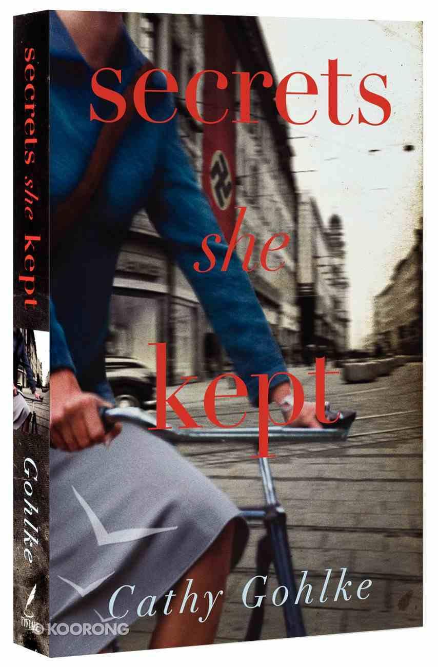 Secrets She Kept Paperback