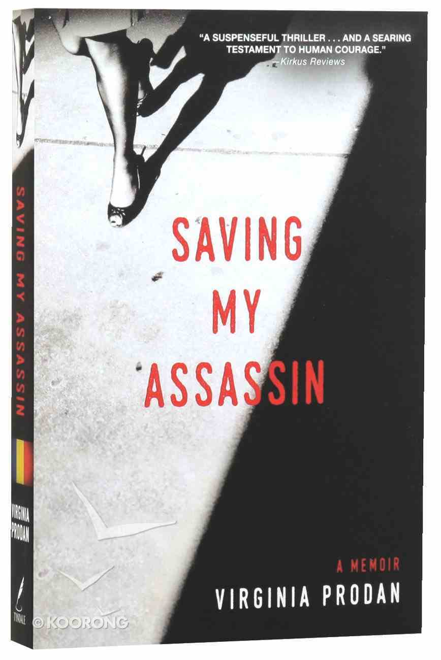 Saving My Assassin Paperback