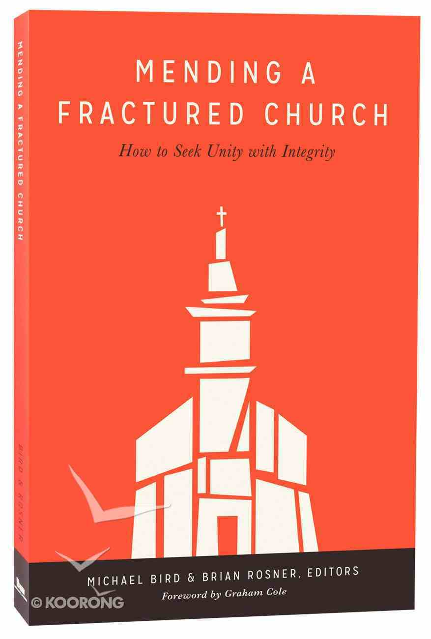 Mending a Fractured Church Paperback