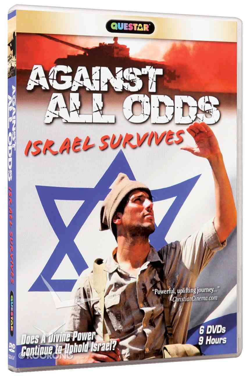 Against All Odds: Israel Survives Collectors Edition (6 Dvd Set) DVD