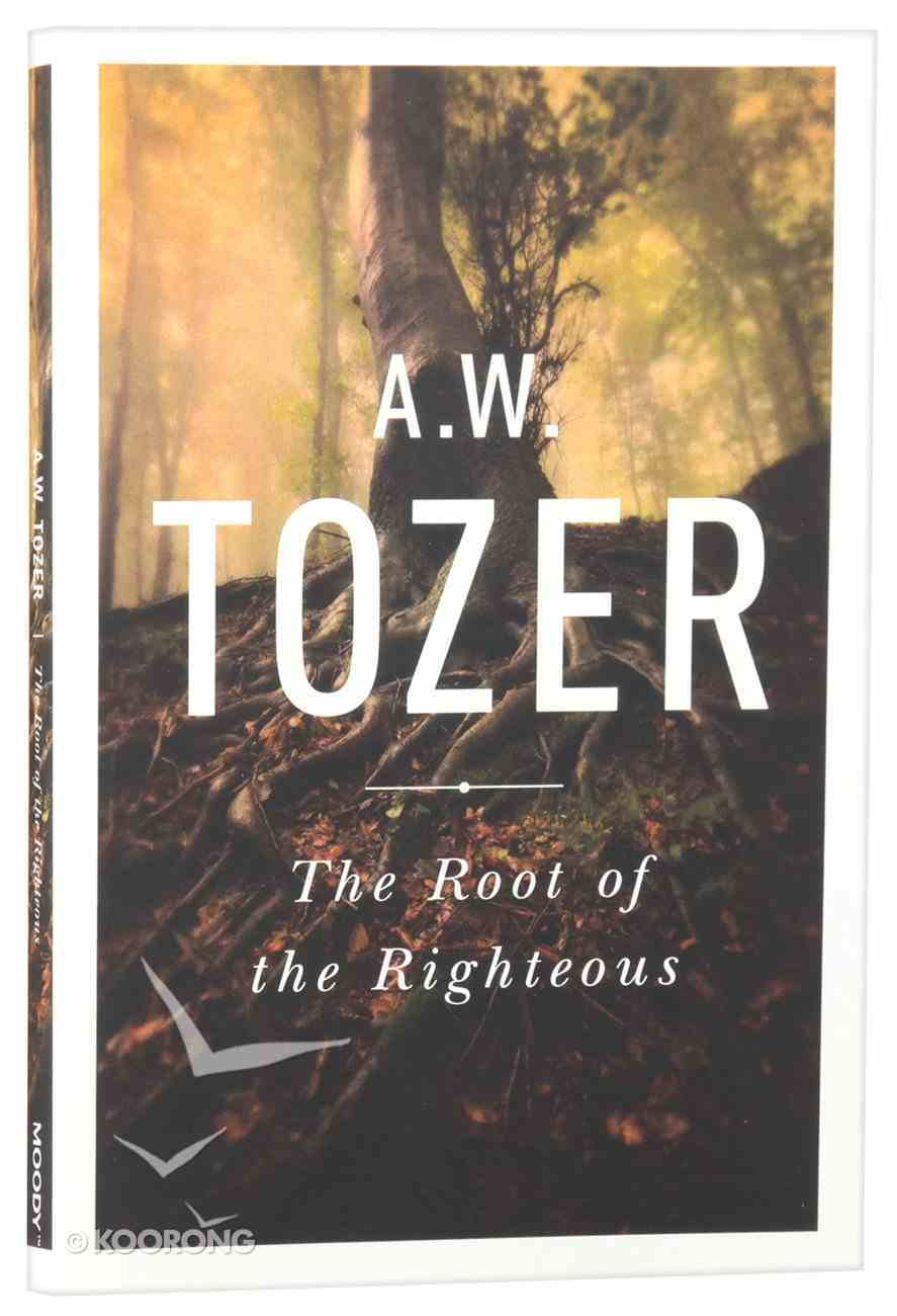 The Root of the Righteous Paperback