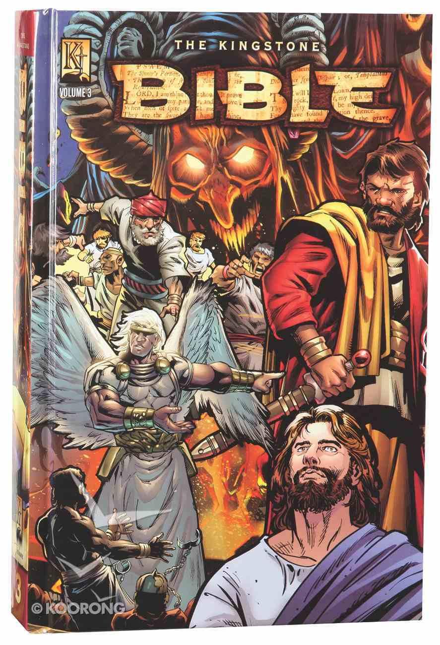Kingstone Bible 3: Matthew Through Revelation (Kingstone Graphic Novel Series) Hardback