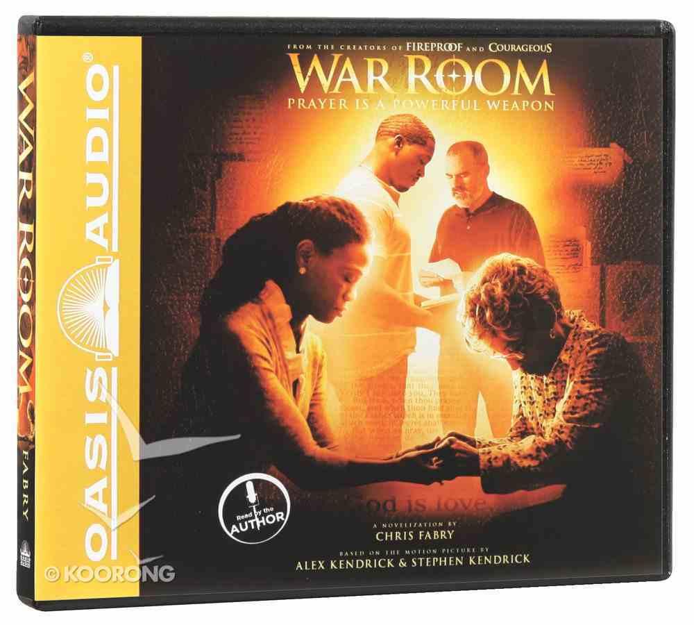 War Room (Unabridged, 7 Cds) CD