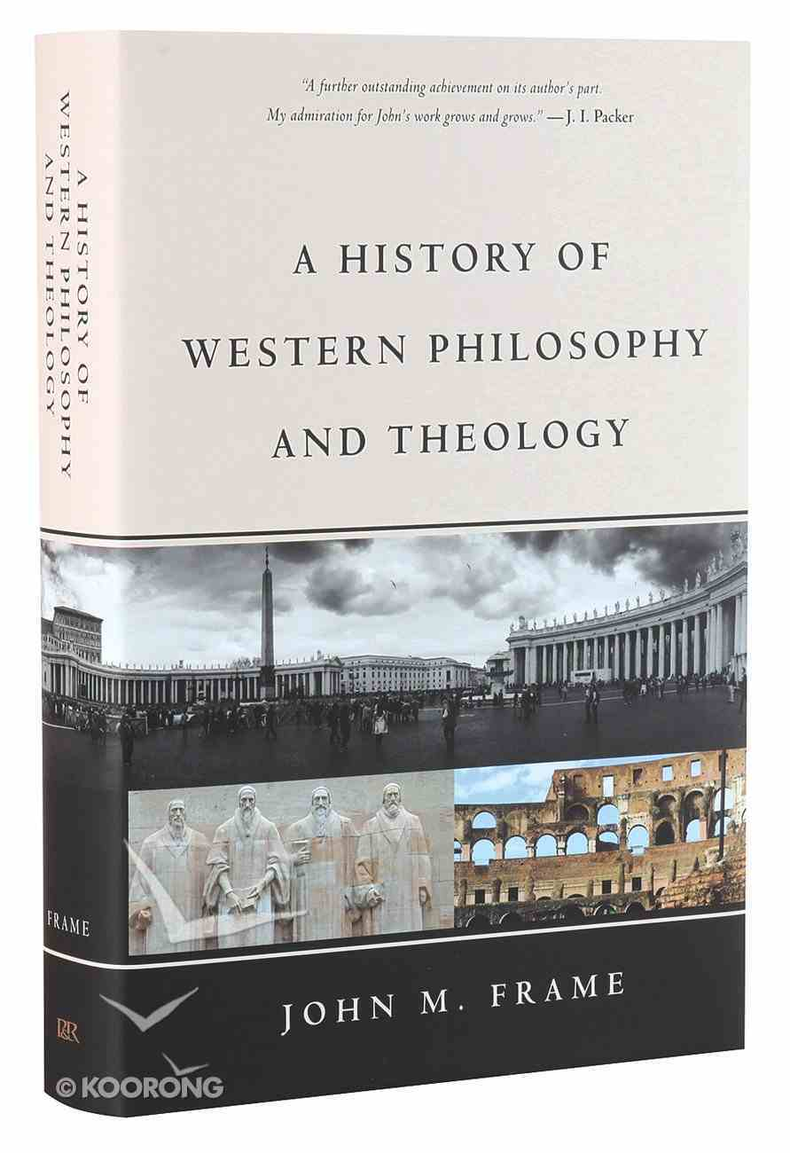 A History of Western Philosophy and Theology Hardback