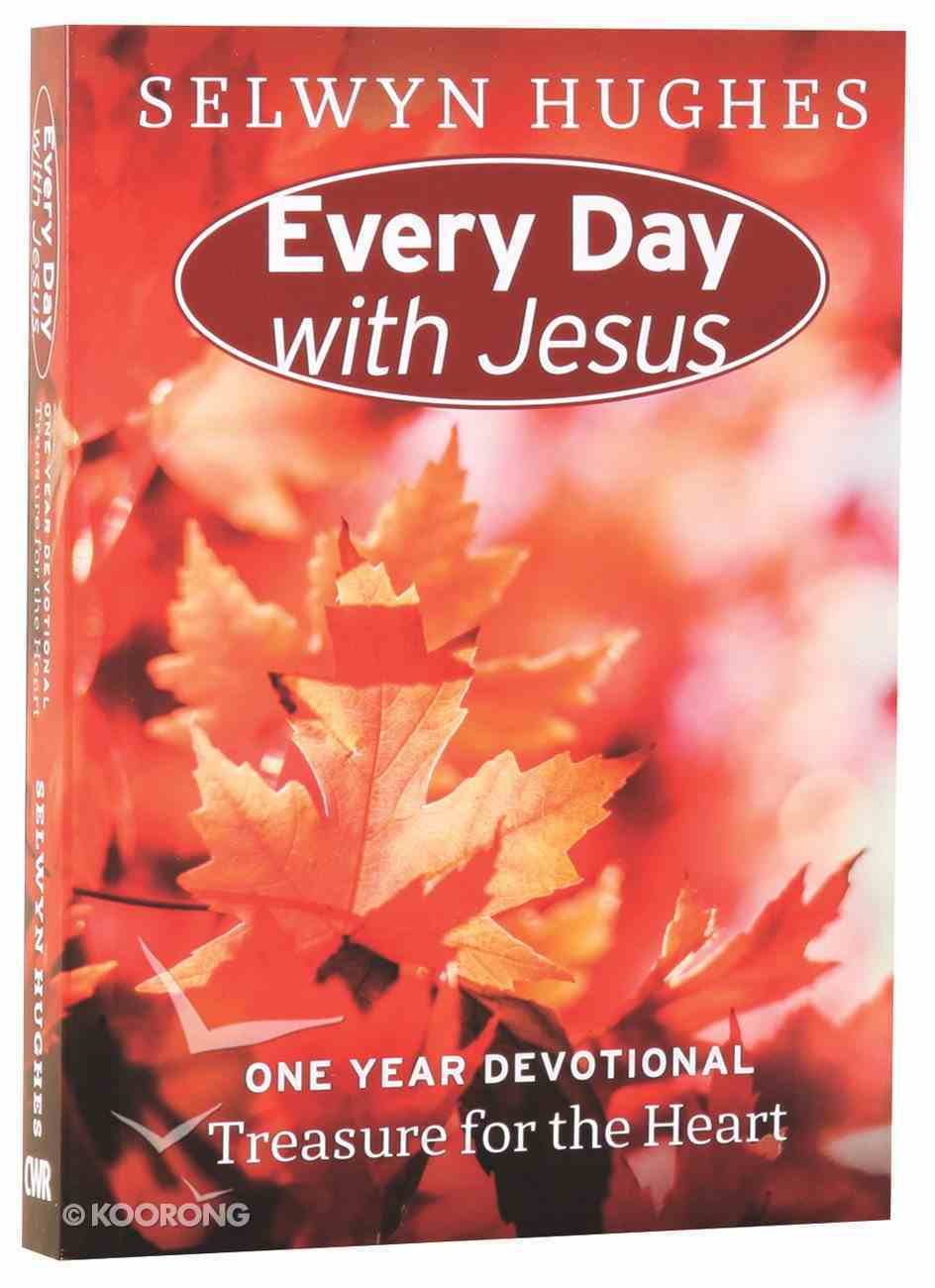 Treasure For the Heart (Every Day With Jesus Series) Paperback