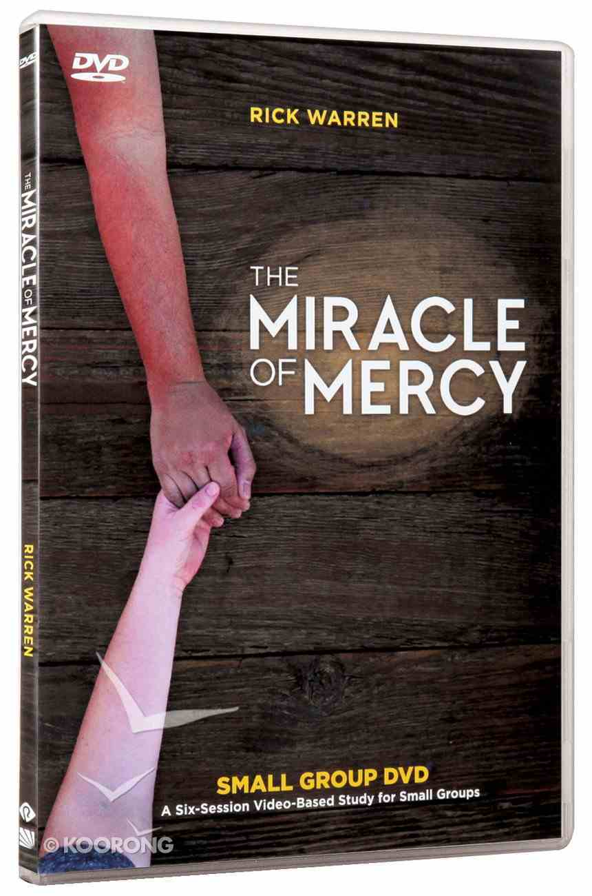 The Miracle of Mercy (Small Group Teaching Dvd) DVD