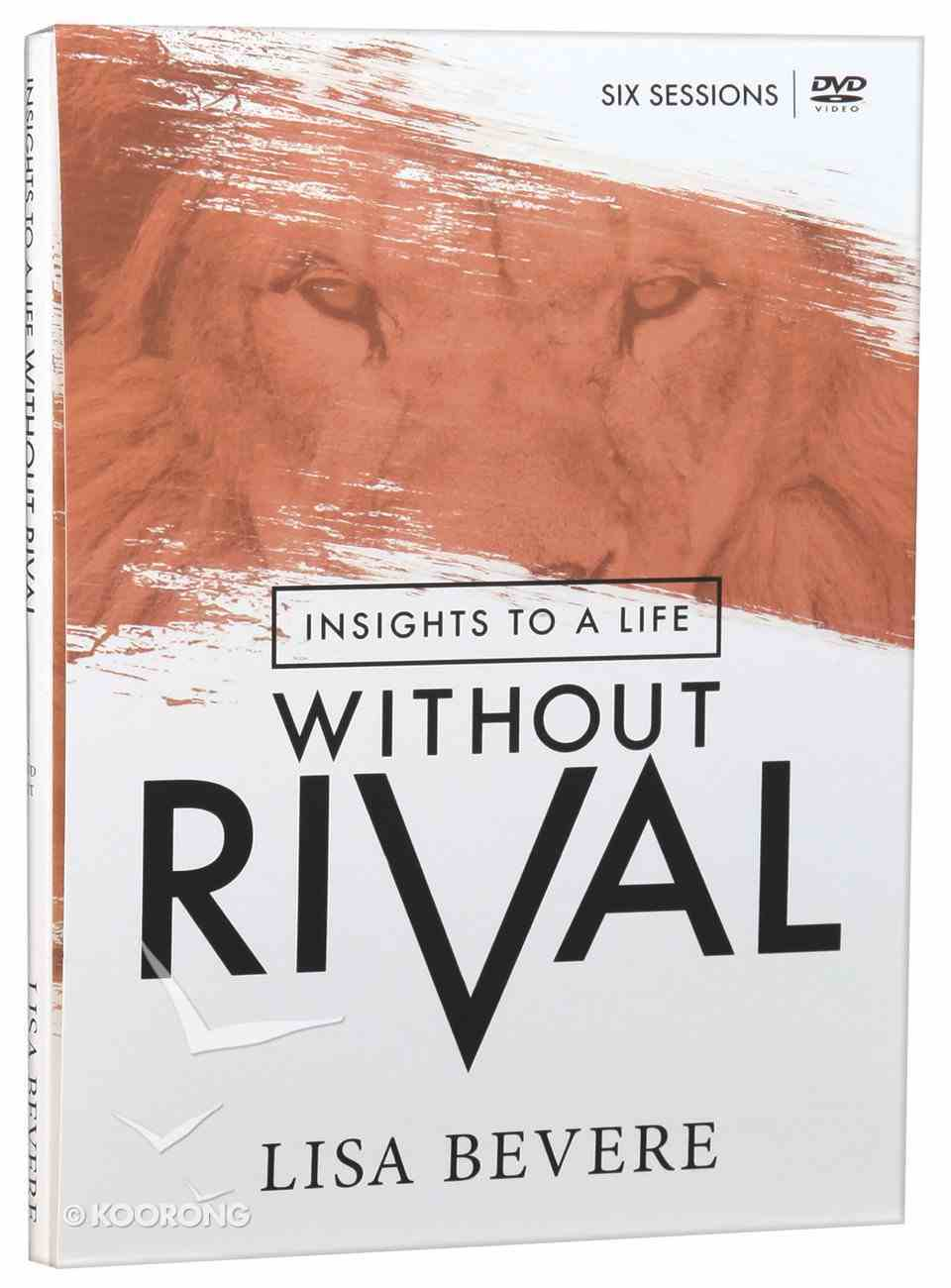 Insights to a Life Without Rival (2 Dvds) Dvd-rom
