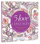Adult Coloring Book: 5 Love Languages, The (Majestic Expressions)