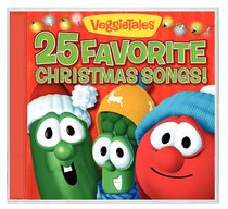 Album Image for Veggie Tunes: 25 Favourite Christmas Songs - DISC 1