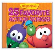 Album Image for Veggie Tunes: 25 Favourite Action Songs - DISC 1