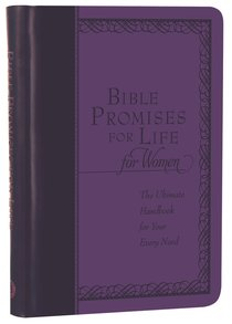 Product: Bible Promises For Life (For Women) Image