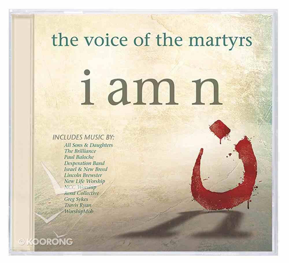 I Am N CD