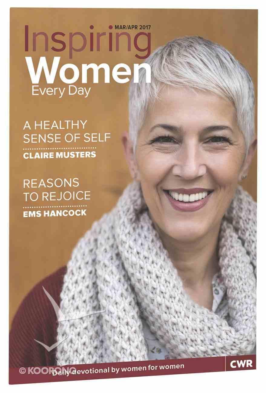 Inspiring Women 2017 #02: Mar-Apr Magazine