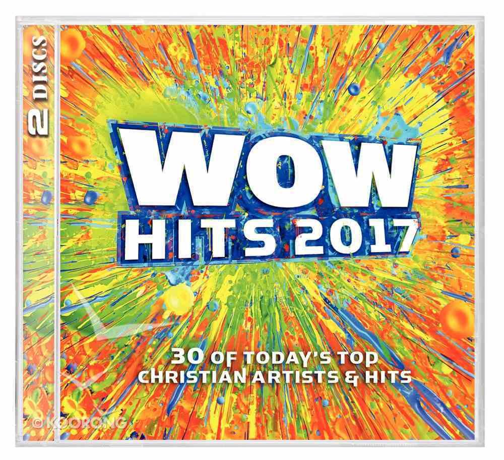 Wow Hits 2017 Double CD CD