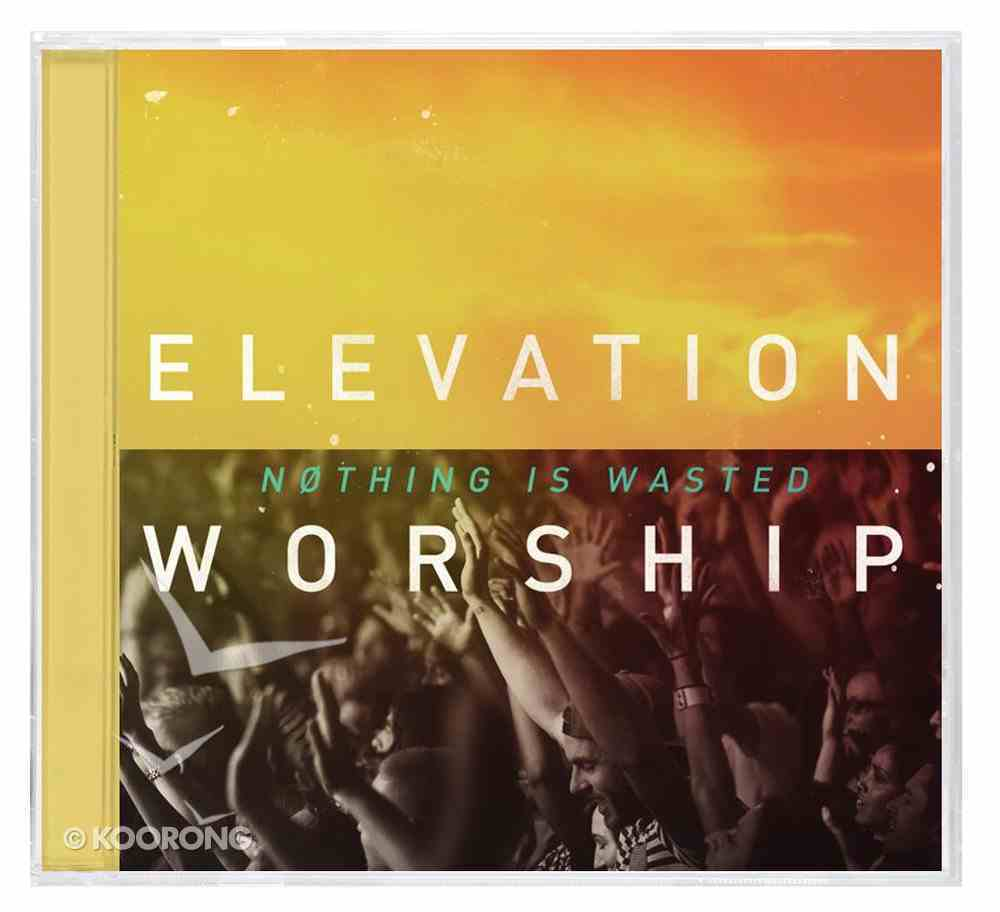 Nothing is Wasted CD