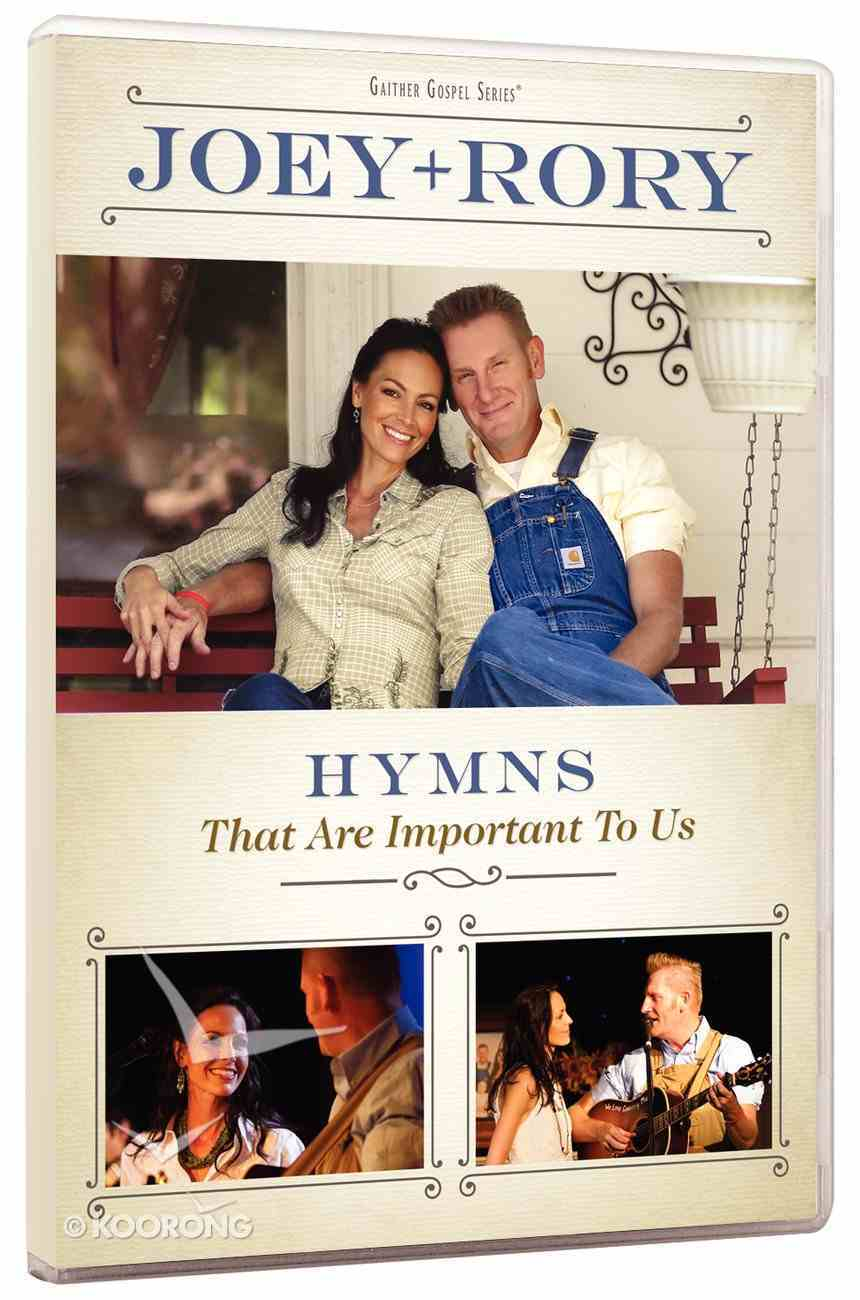 Hymns That Are Important to Us (Gaither Gospel Series) DVD