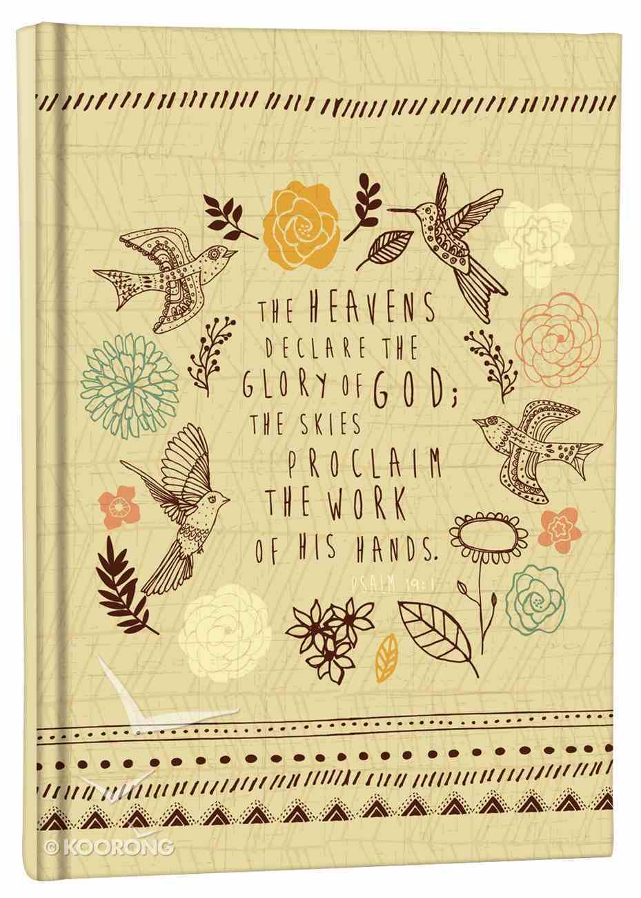 Scripture Journal: Glory of God Hardback