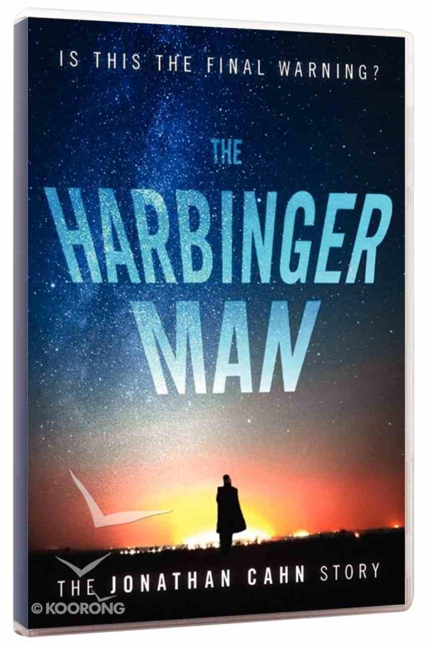 The Harbinger Man: The Jonathan Cahn Story DVD