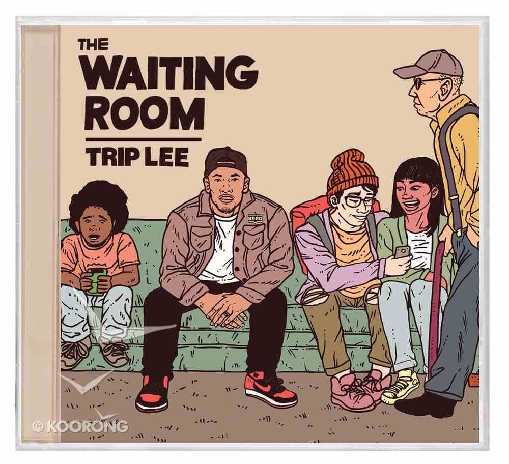 The Waiting Room CD