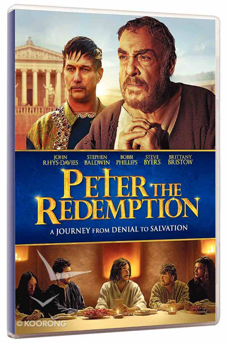 Peter: The Redemption DVD