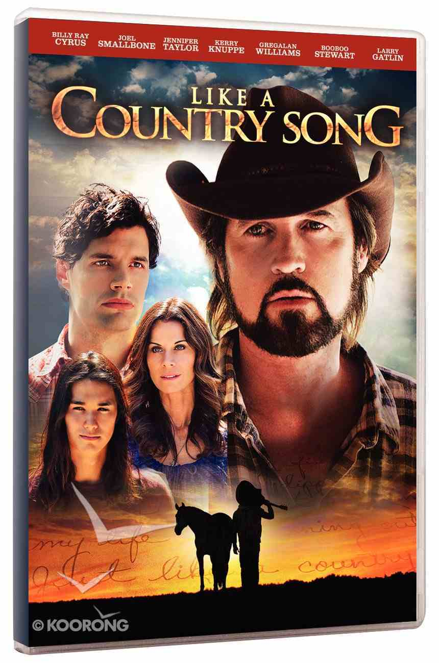 SCR DVD Like a Country Song (General Licence) Digital Licence