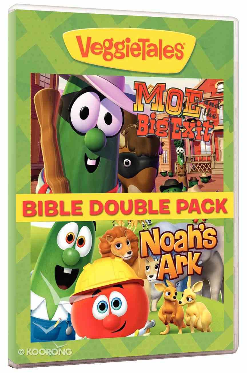 Veggie Tales Double: Bible Pack (2 Dvd) DVD