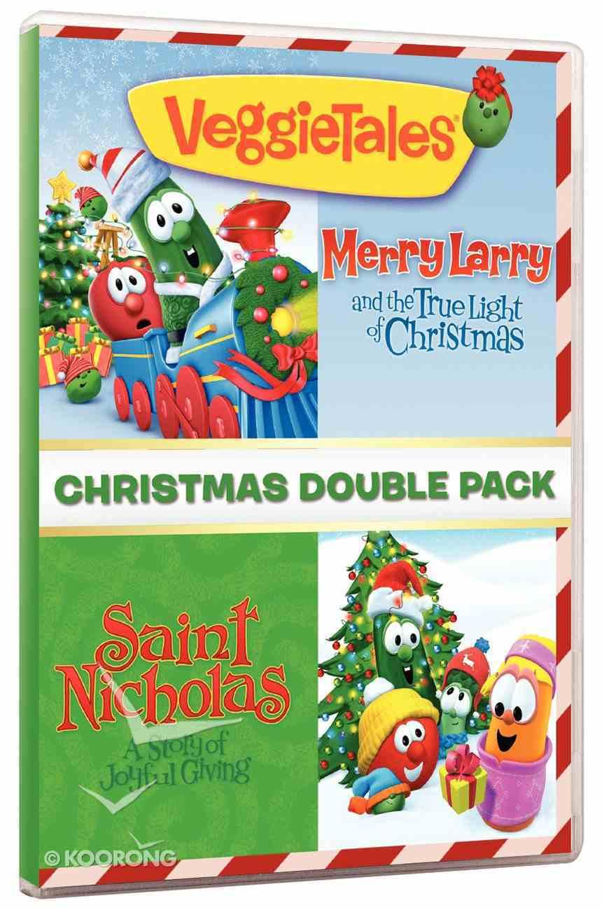 Veggie Tales Double: Christmas Pack (2 Dvd) DVD