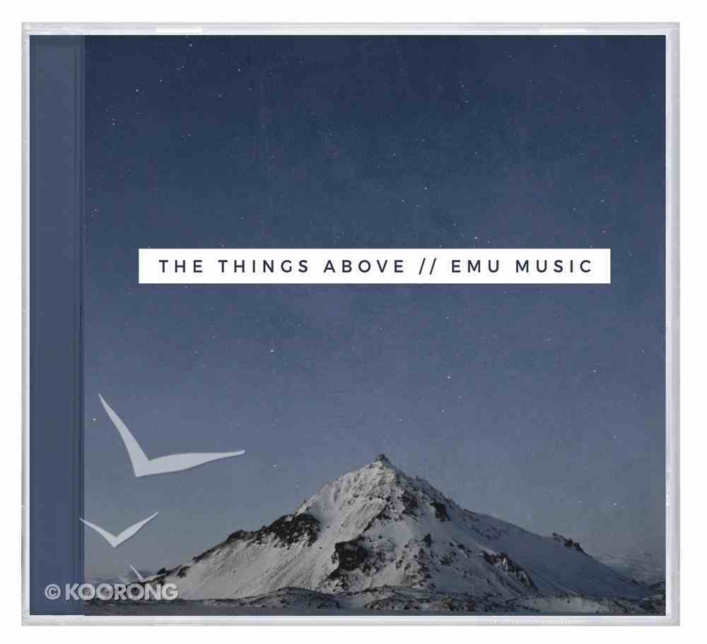 The Things Above CD