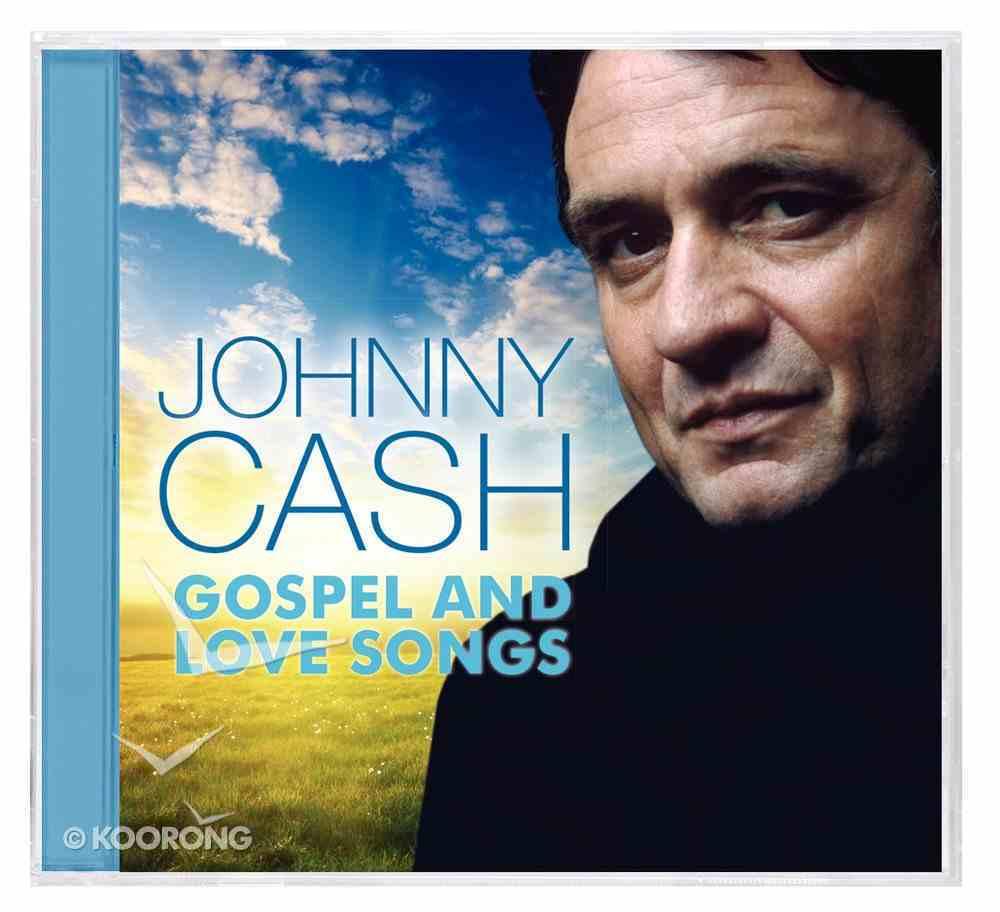 Gospel and Love Songs CD