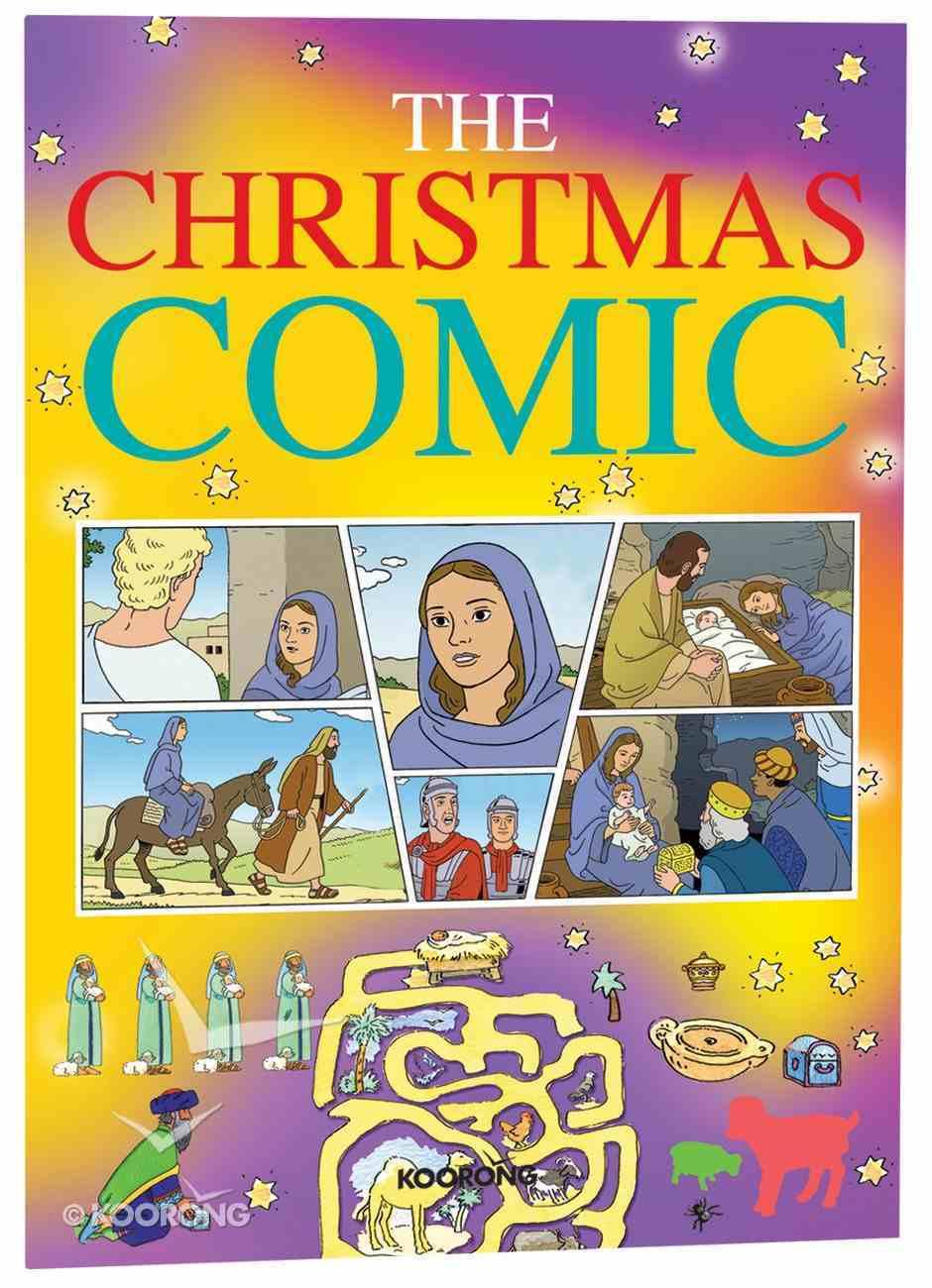 The Christmas Comic Paperback