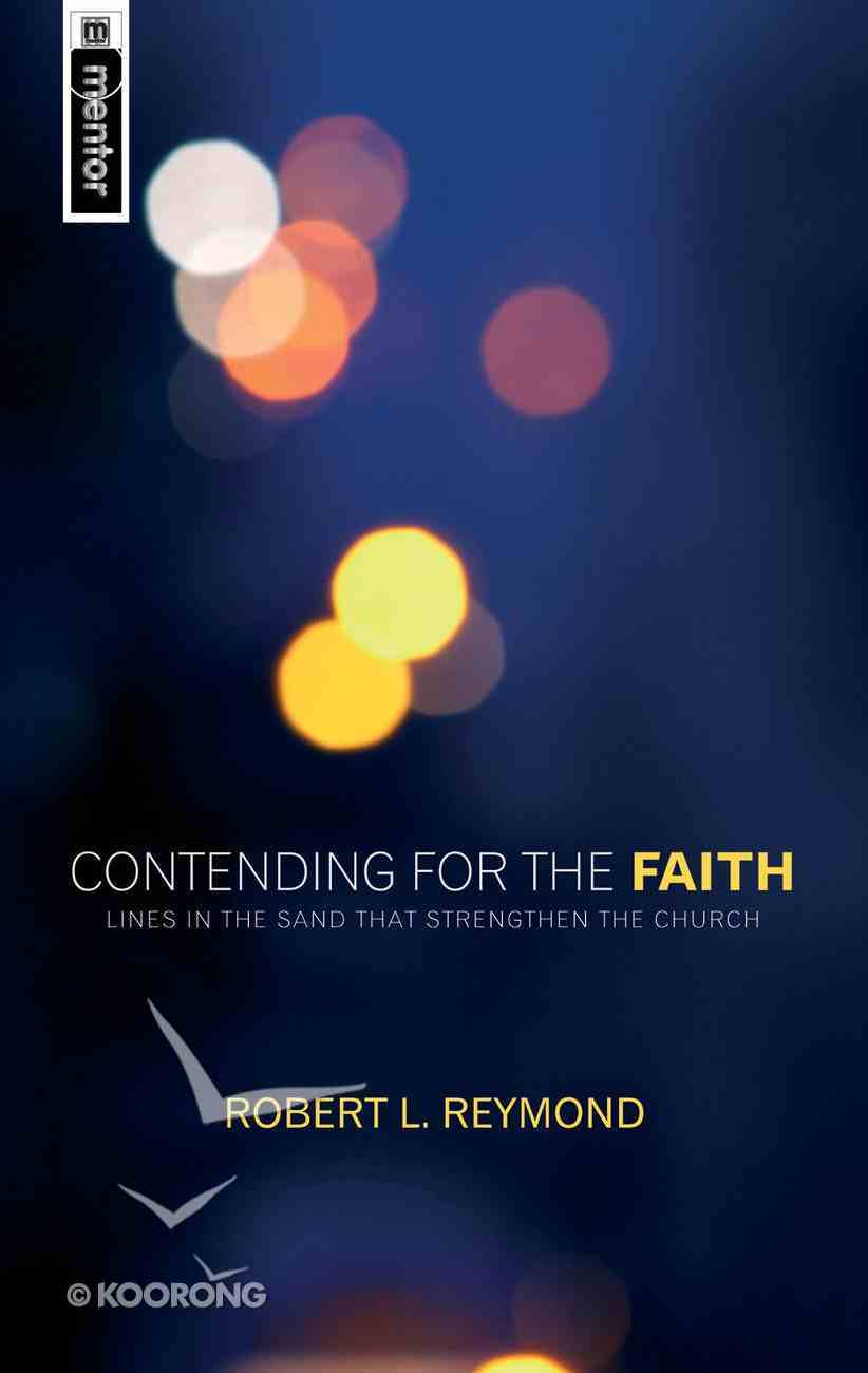 Contending For the Faith PB Large Format