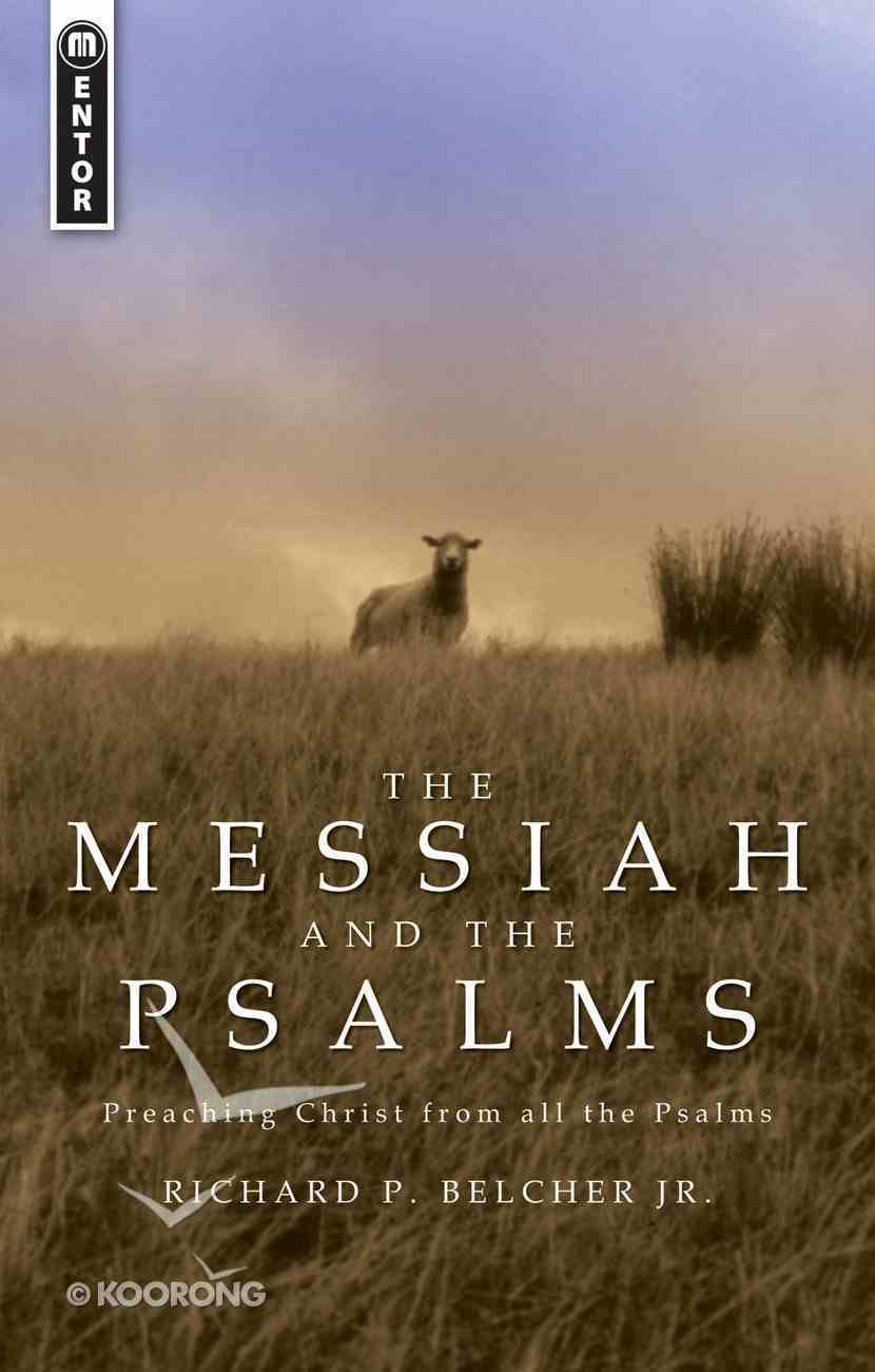 The Messiah and the Psalms Paperback