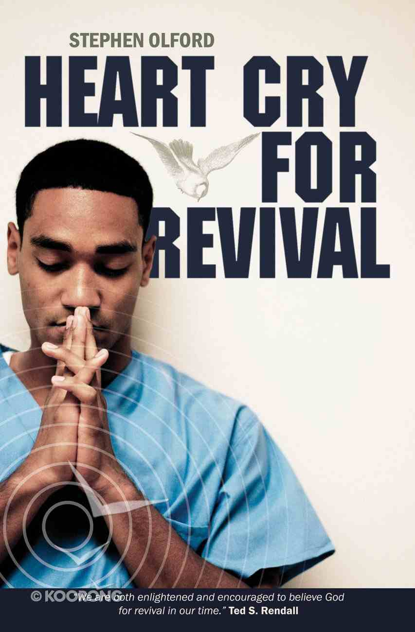 Heart Cry For Revival Paperback