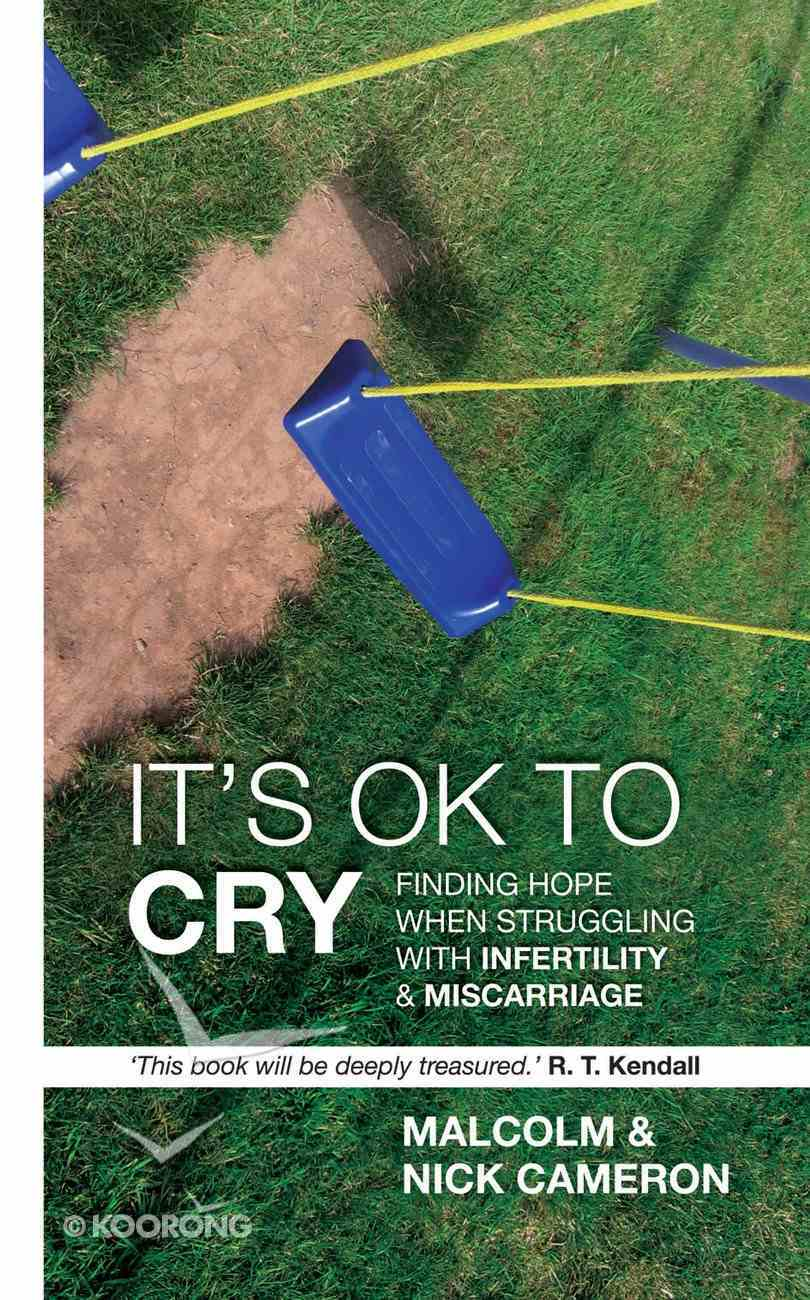 It's Ok to Cry Mass Market