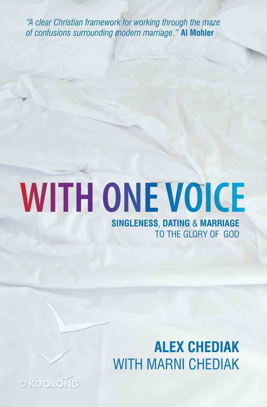 With One Voice Paperback