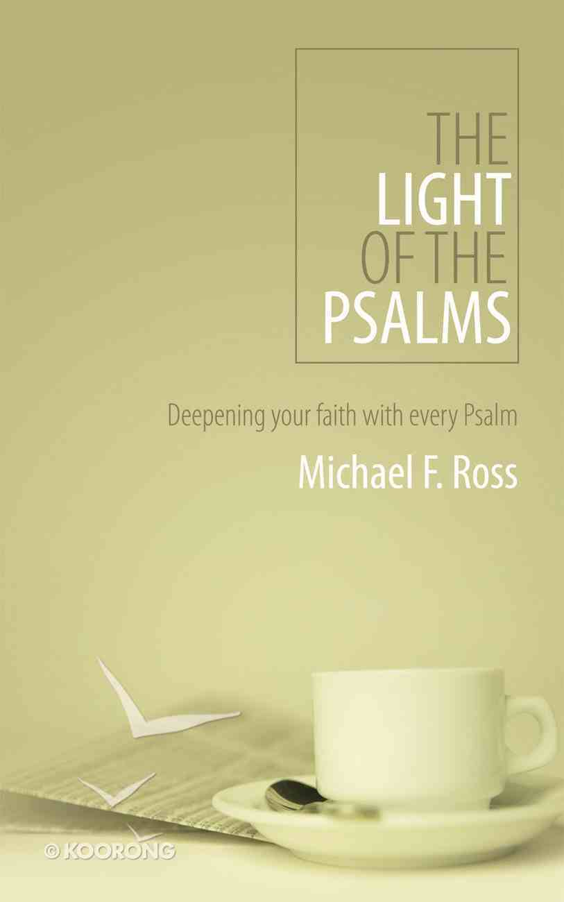 The Light of the Psalms Paperback