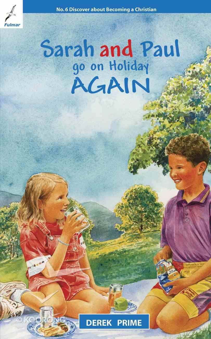 On Holiday Again (#06 in Sarah And Paul Series) Paperback