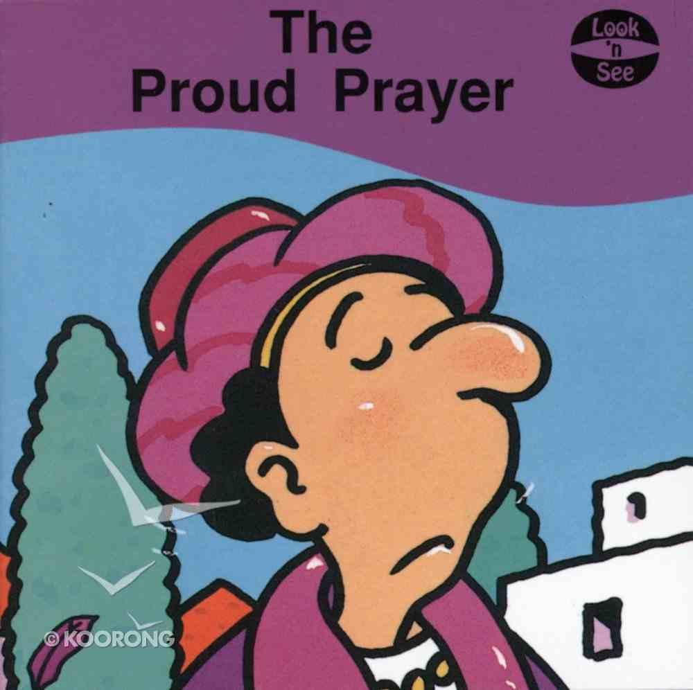 Proud Prayer (Look 'n' See Series) Paperback