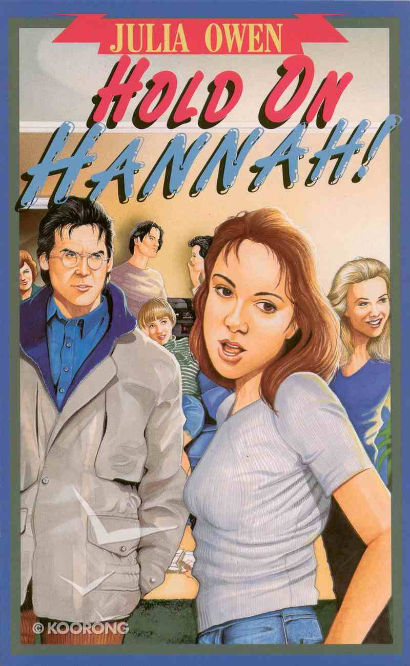 Hold on Hannah Paperback