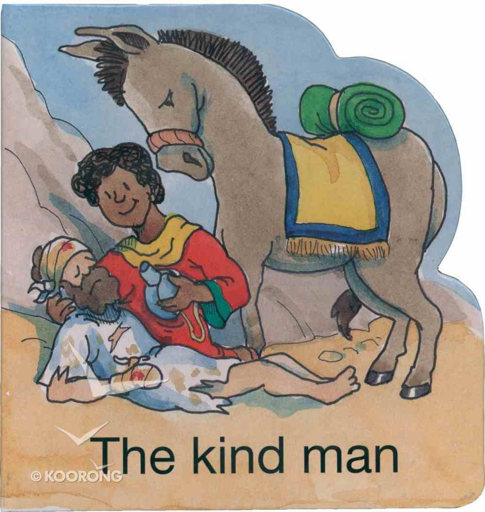 The Miracle: Kind Man (Miracle Board Books Series) Board Book