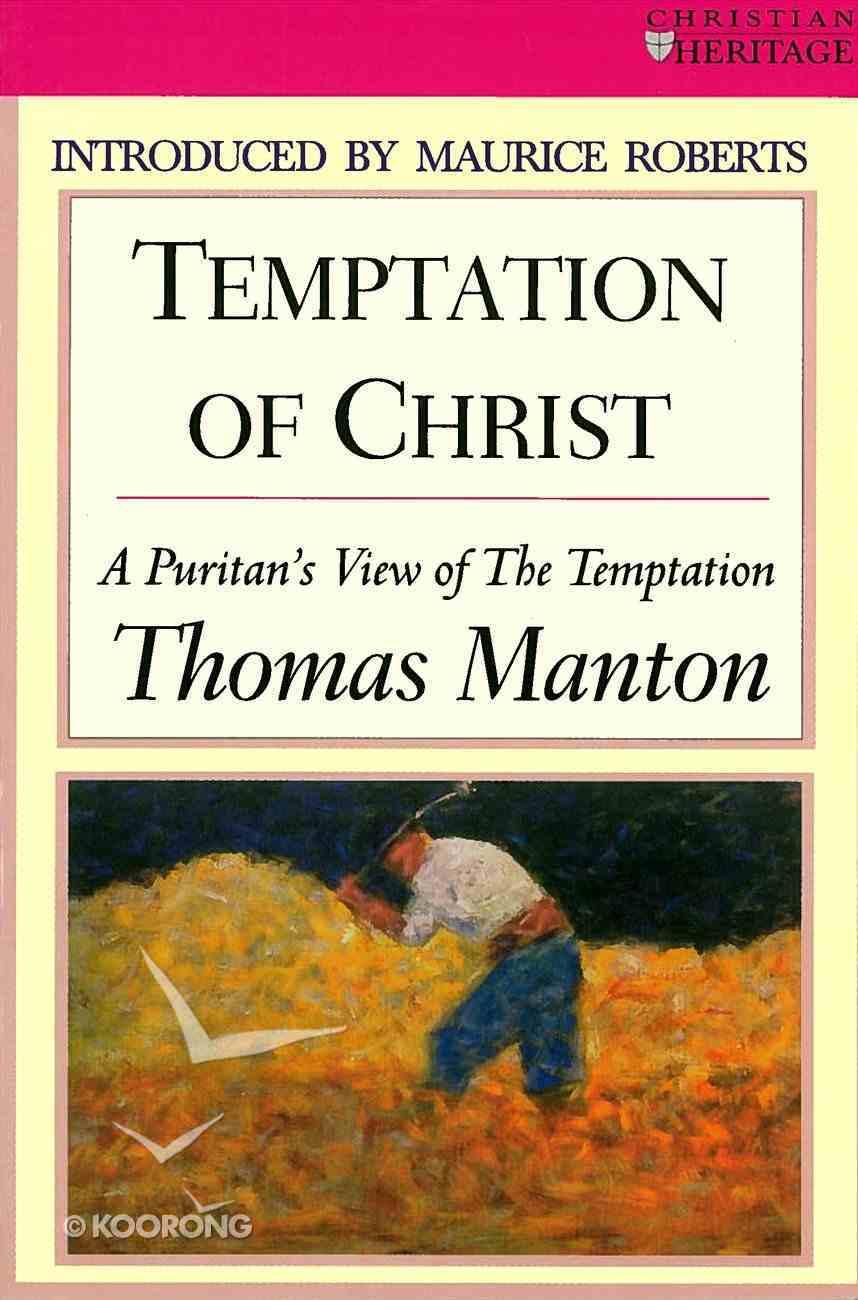 Temptation of Christ ,The Paperback