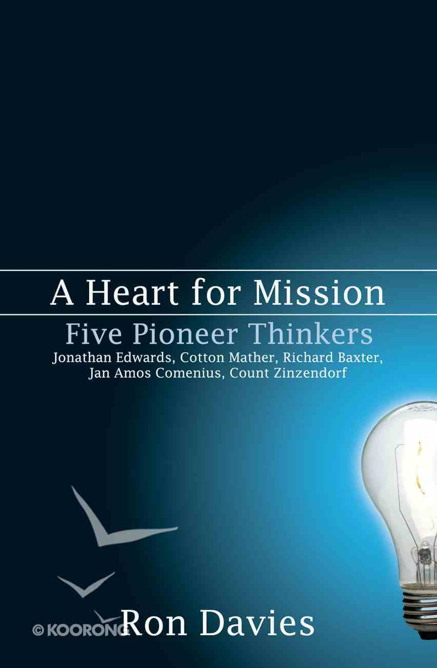 A Heart For Mission Paperback