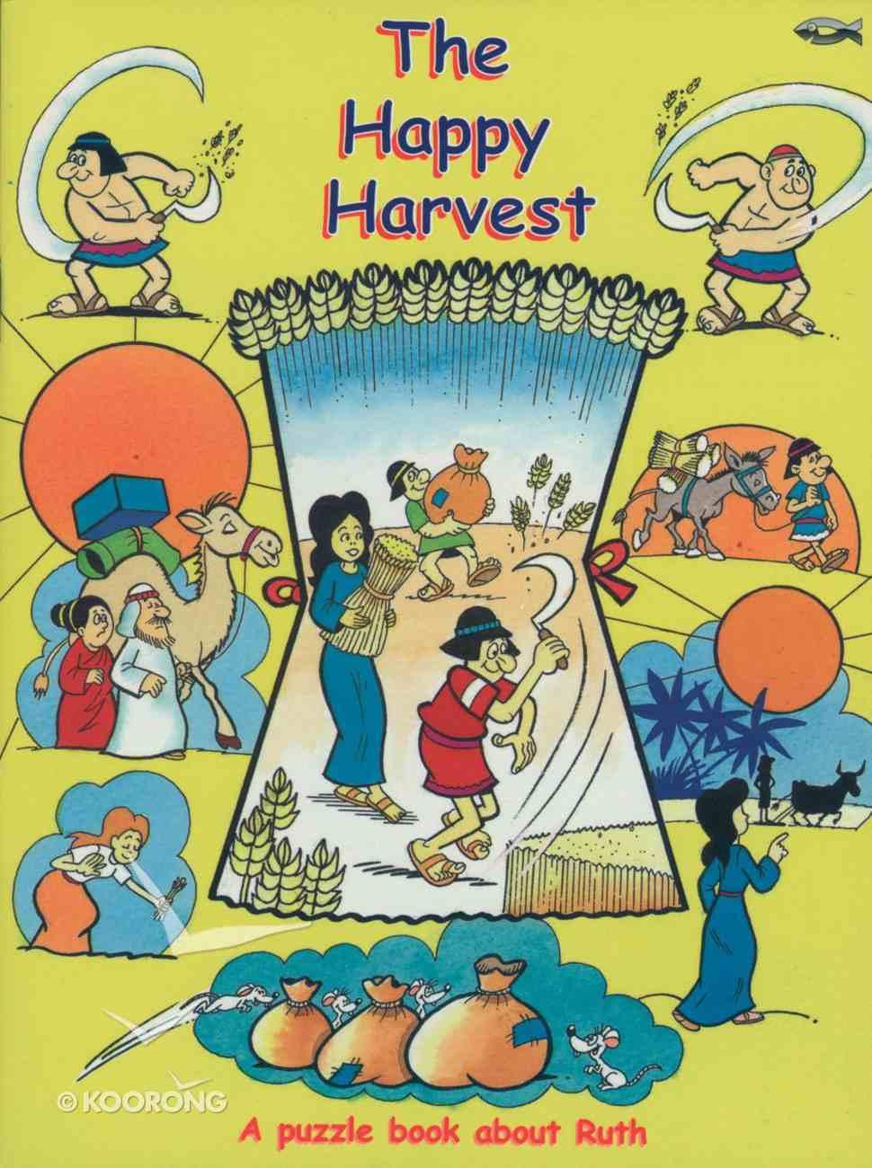 Happy Harvest Paperback