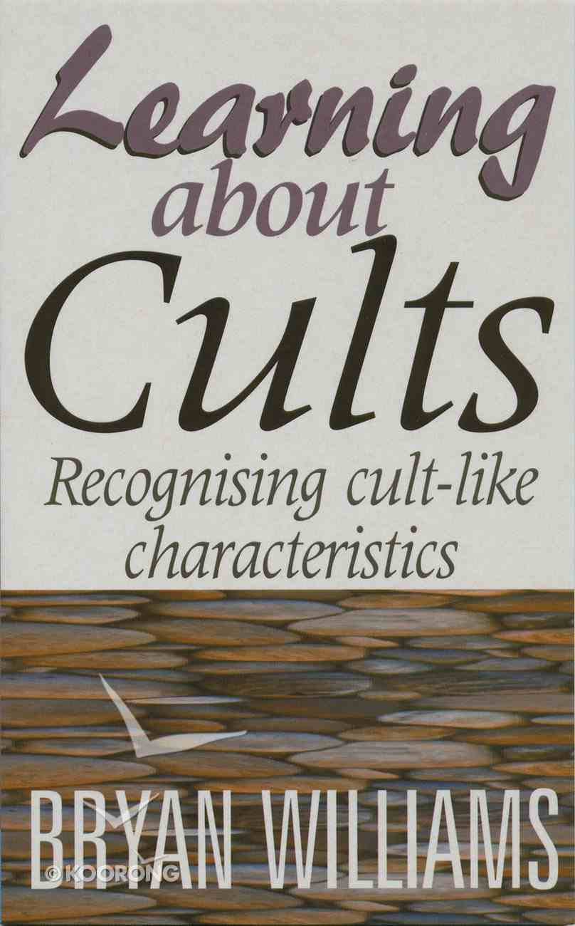 Learning About Cults Paperback
