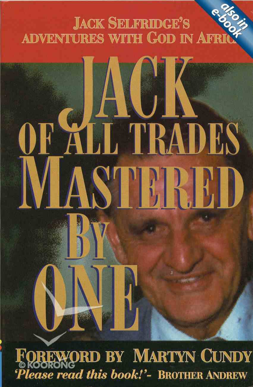 Jack of All Trades Mastered By One Paperback