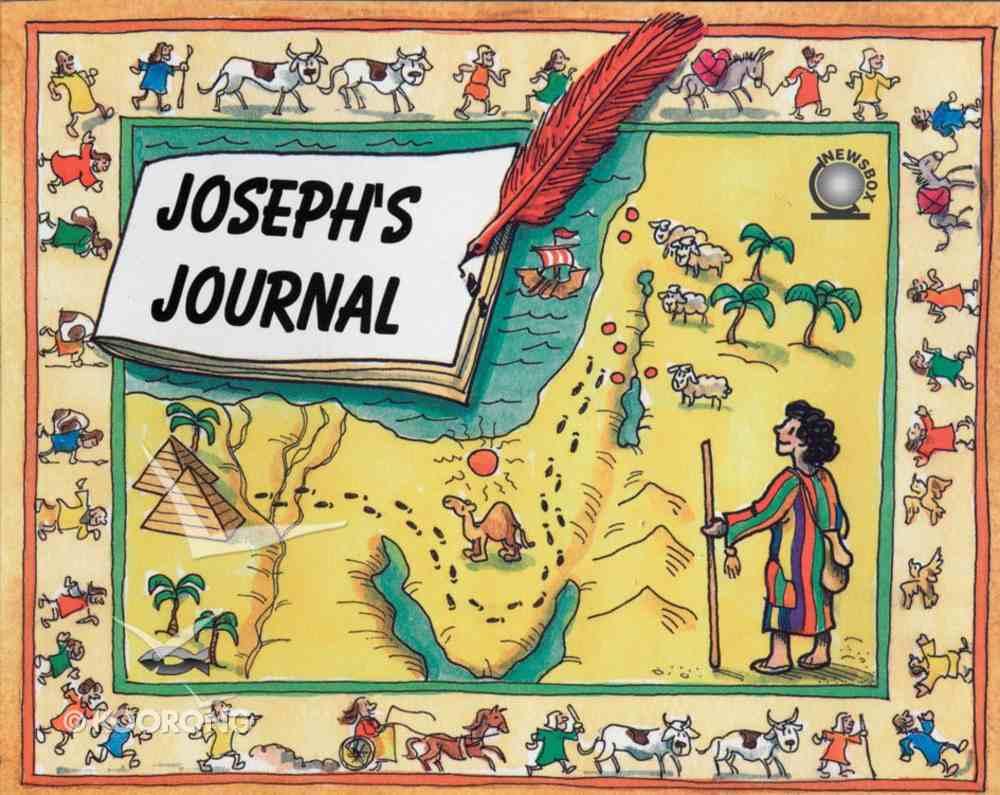 Newsbox Joseph's Journal Paperback