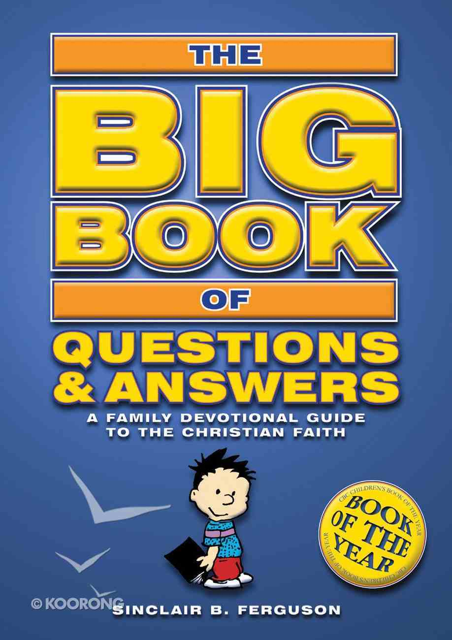 The Big Book of Questions & Answers (Big Books Series) Paperback
