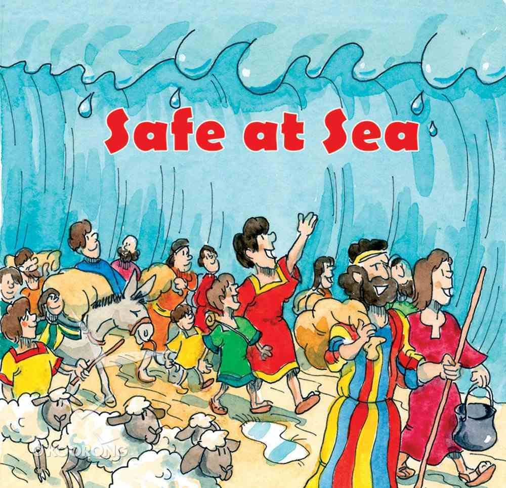 Miracle: Safe At Sea (Miracle Board Books Series) Board Book